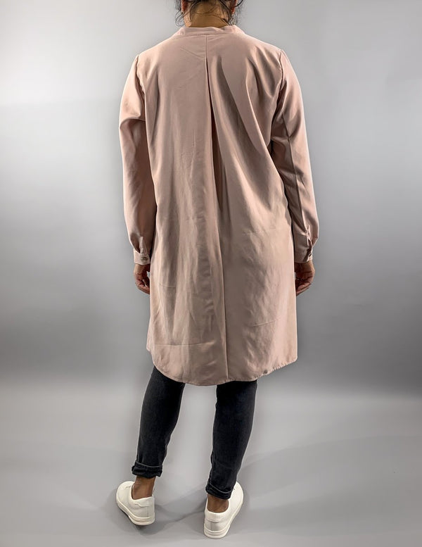 Timeless Tunic - Puderrosa Modal Loved by Les Soeurs Shop