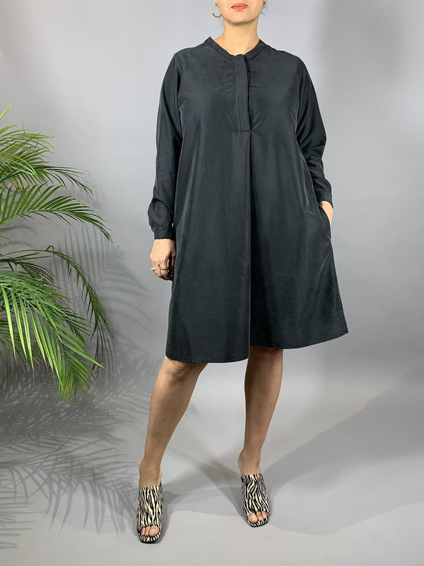 Timeless Tunic Schwarz Modal Loved by Les Soeurs Shop