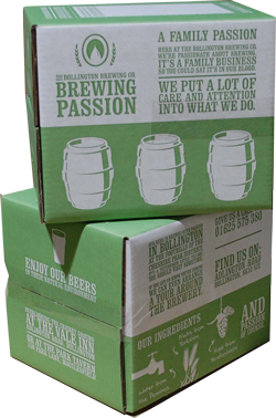 18 & 36 pint beer boxes