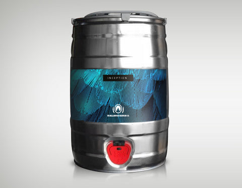Inception 5 Litre Mini Keg