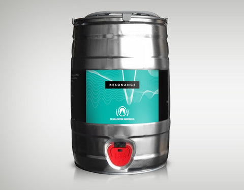 Resonance 5 Litre Mini Keg