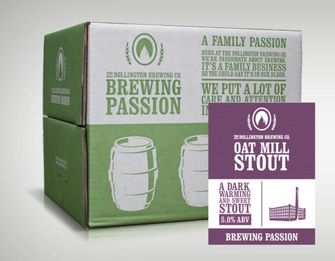 18 Pint Box Oat Mill Stout