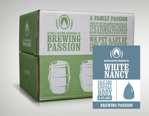 18 Pint Box White Nancy