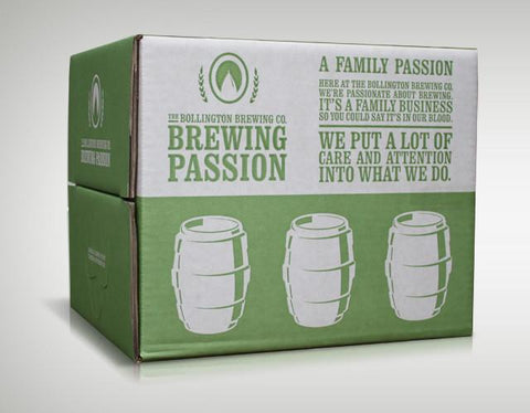36 PINT BEER BOX