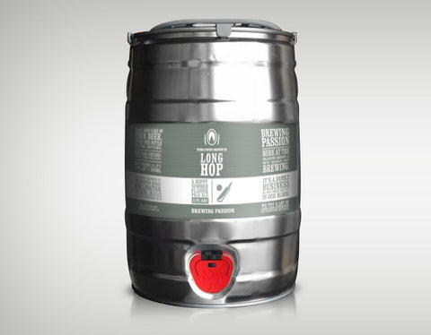 Long Hop 5 Litre Mini Keg