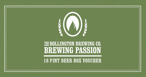 18 Pint Beer Box Online Gift Voucher