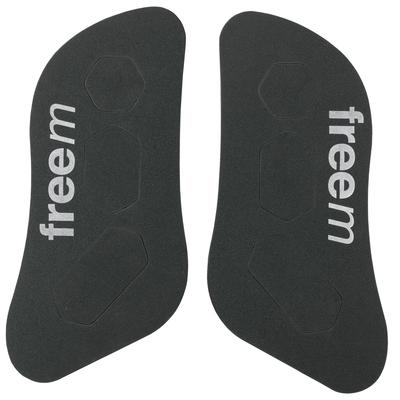 FreeM UK Accessories Black Pro-Absorber Seat Pads