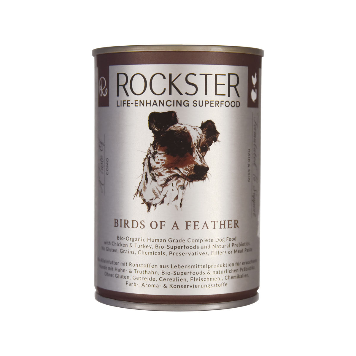 BIRDS OF A FEATHER - Chicken Superfood for Dogs | The Rockster - The ...