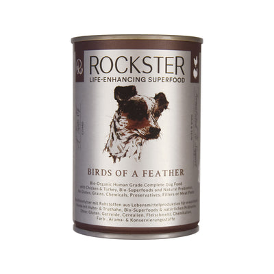 BIRDS OF A FEATHER 400g CAN