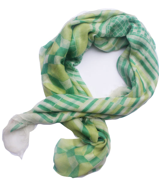 Luxurious Chic Women's Accessories - 100% Cashmere Scarf by Ayesha Cashmere