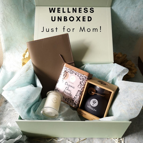 WELLNESS HAMPER FOR MOTHER'S DAY
