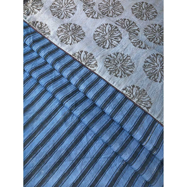 Mix and Match Collection -  Blue, Black and Grey, Ixora and Stripe Runner