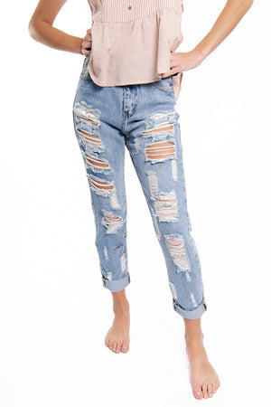 New Shapes Denim Jeans