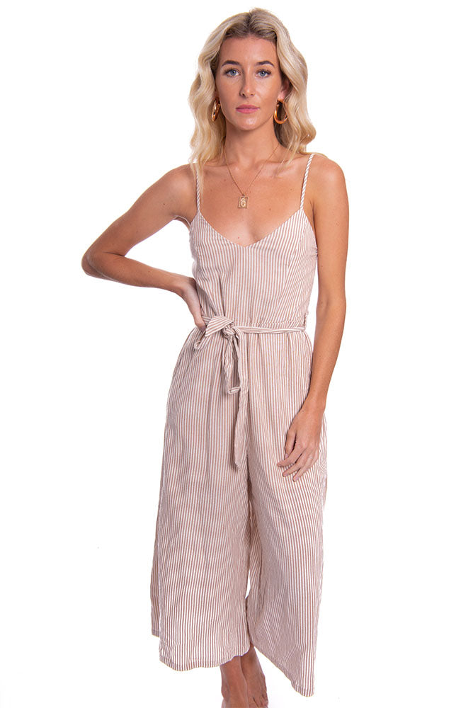 Cross Roads Jumpsuit