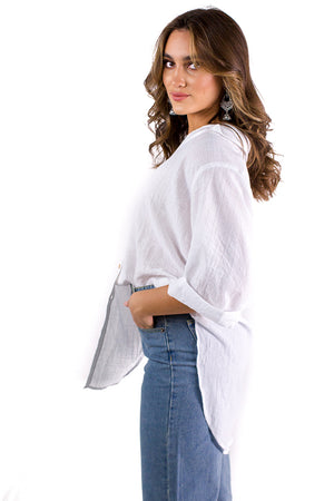 Serenity Top White