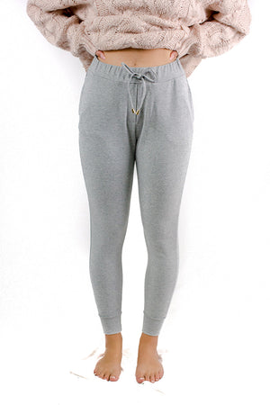 Believer Track Pants Grey