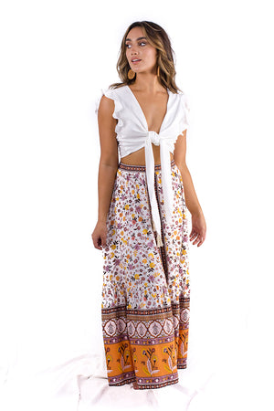 Speak Now Maxi Skirt