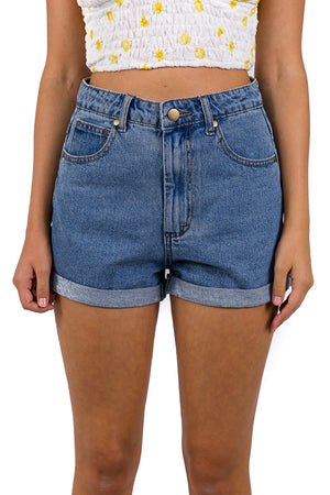 Dream Girl Denim Shorts