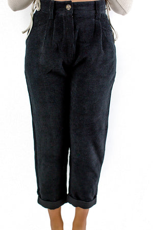 French Lunch Jeans Black