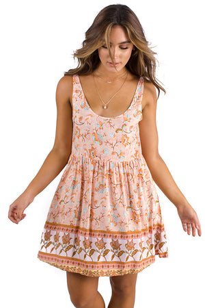 Good Rhythm Dress Pink