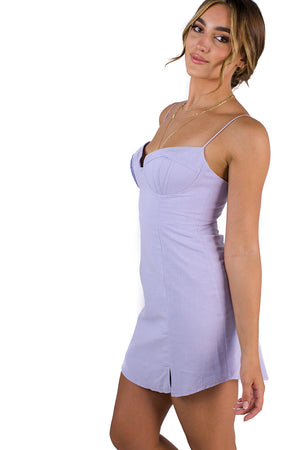 Summer Memories Dress Lavender