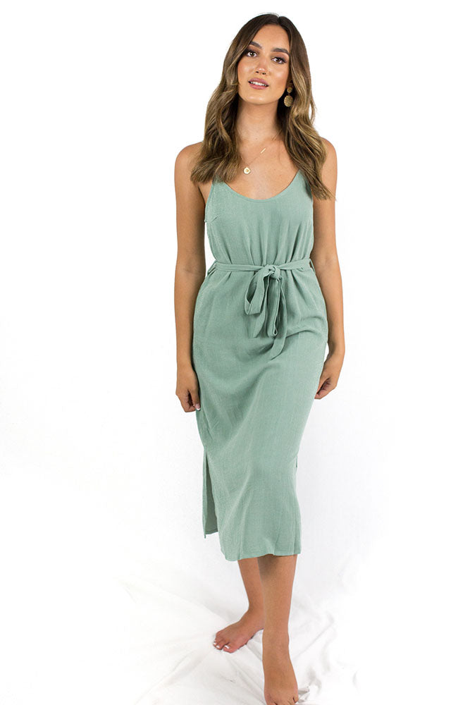Vacation Forever Midi Dress