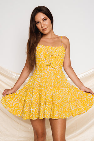 Calling Sunrise Dress