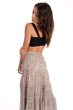 Doing it Right Maxi Skirt