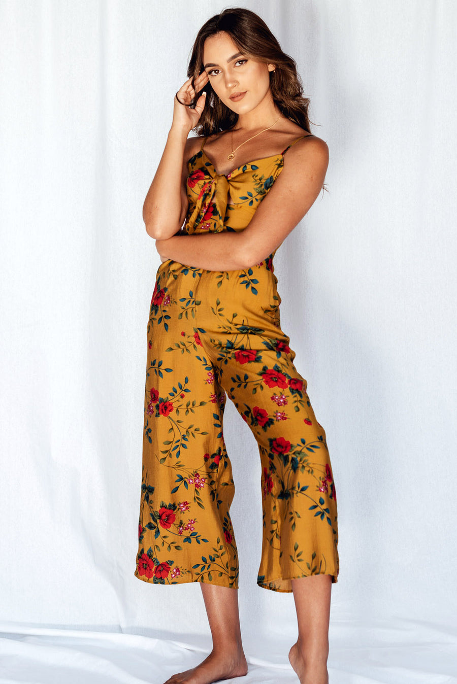 Gypsy Rose Jumpsuit