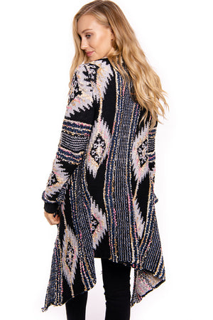 Heartland knit cardigan