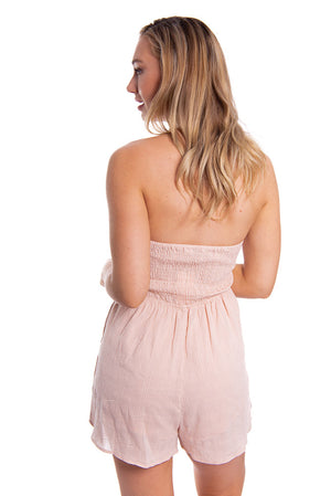 Homecoming Playsuit
