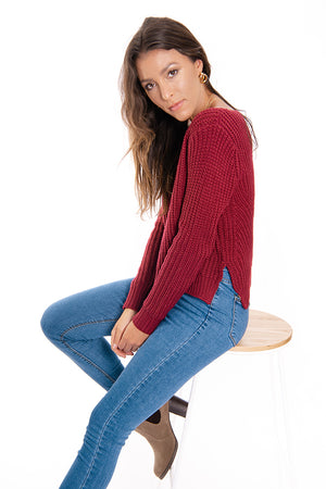 In Bloom Knit Jumper