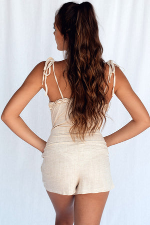 Keep This Playsuit Natural