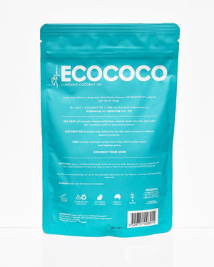 ECO COCO LIME AND COCONUT SCRUB