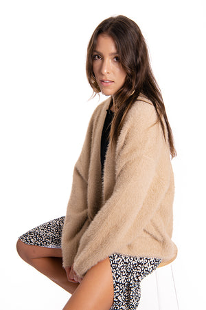 Light Years Cardigan Beige