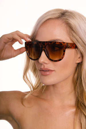 My Empire Tan Sunglasses