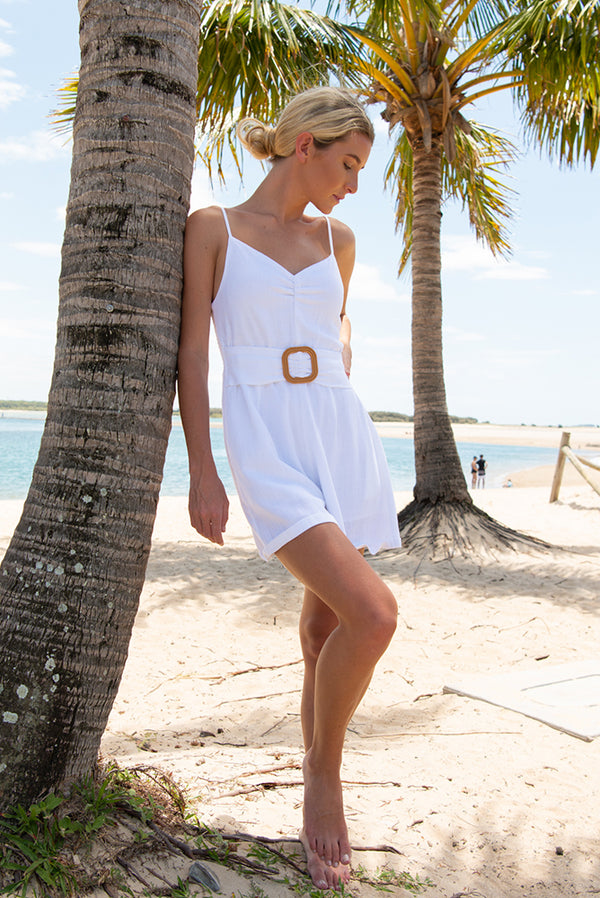 Palm Cove Playsuit