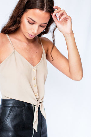 Sarita Top Beige