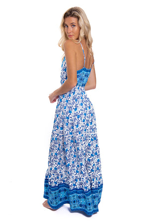 Say Summer Maxi Dress