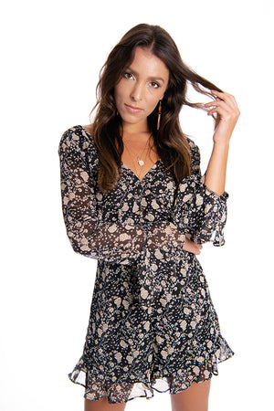 Souls Path Playsuit Black