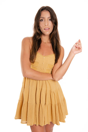 Then What Dress Mustard