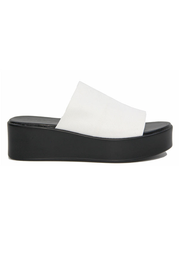 THERAPY GRAF SLIDE IN WHITE