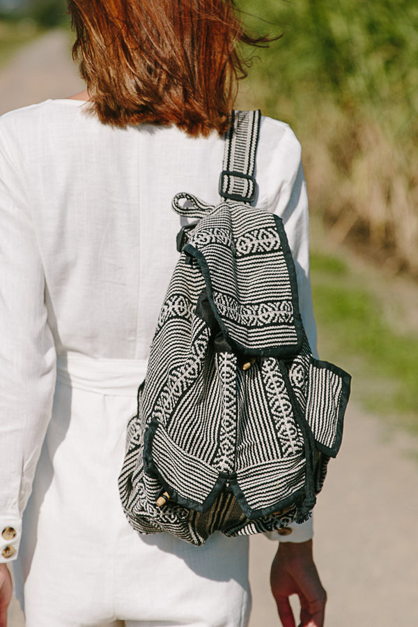 Aztec Trooper Backpack