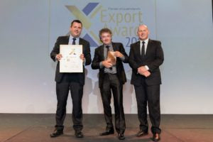 Noonan Race Engineering Acknowledged As 2017 Export Manufacturing Champions