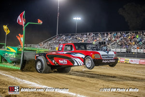 Truck Pulling Winner Clay Chastain Maximizes Noonan Power