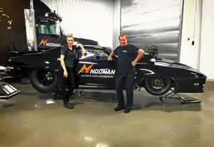 ZAPPIA TO RACE FOR NOONAN IN THE US