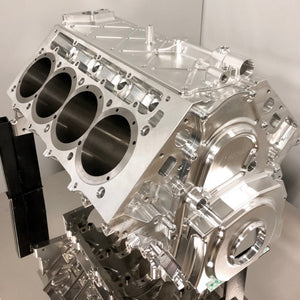 Noonan's New Billet LT Block Goes in Like Stock, with Solid Block Strength