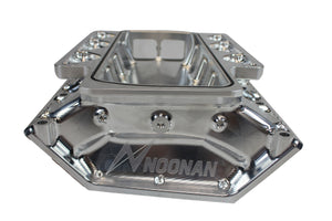 Billet Hemi Screw Blown Intake Manifold