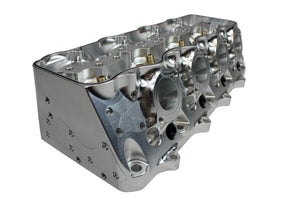 LS-Edge Billet Canted Cylinder Heads - Water Deck