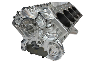 "4.8"" Billet Hemi Engine Block - Front Oil Pump"
